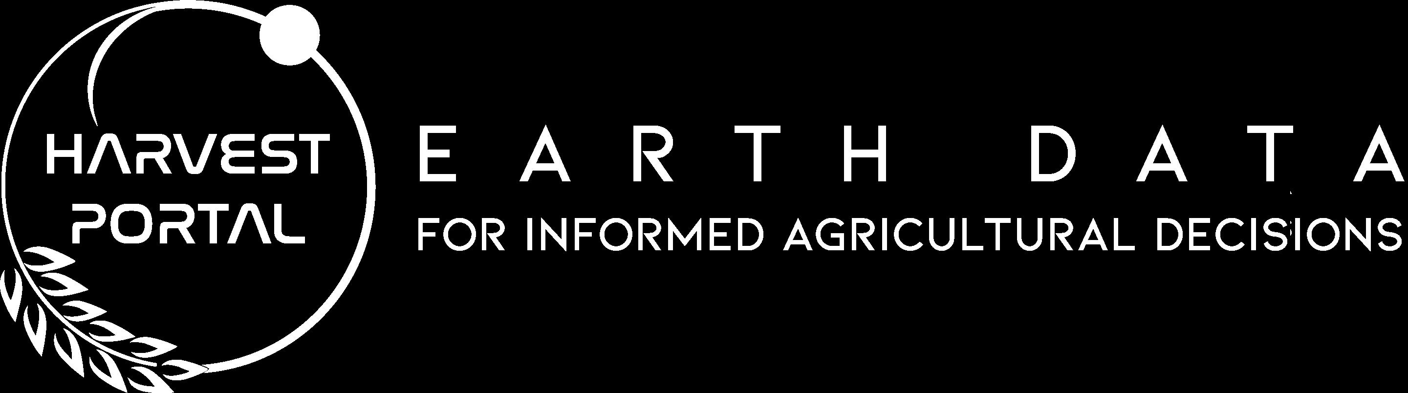 NASA Harvest Portal